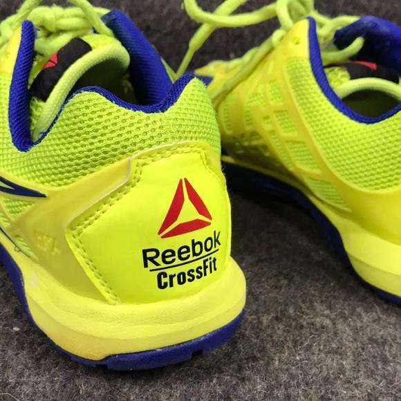 Reebok Shoes | Reebok Crossfit Neon